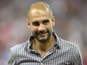 Guardiola happy at Bayern
