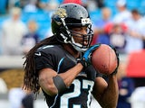 Jacksonville Jaguars' Rashean Mathis in action on December 23, 2012