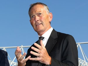 Scudamore: 'No concerns over Euros display'