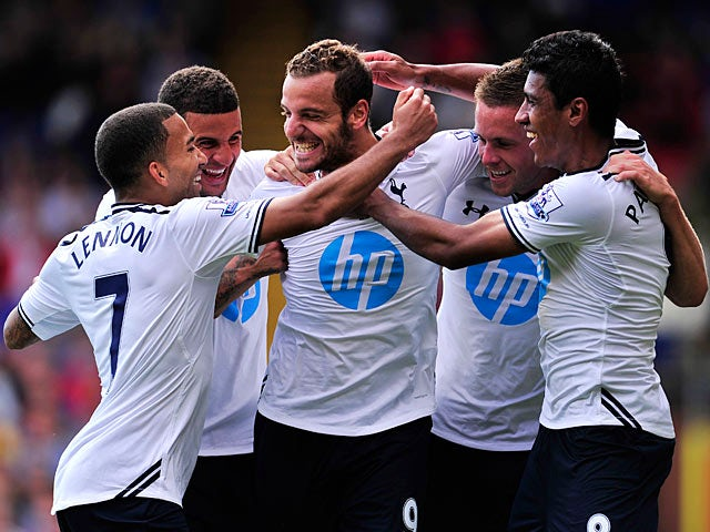 Result: Spurs secure comfortable victory