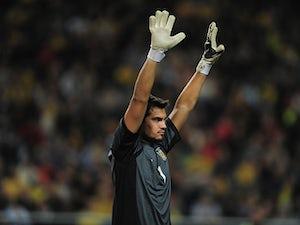 Romero plays down Argentina hopes