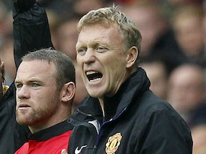 Moyes: 'I tried to convince Rooney to play for Scotland'
