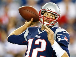 New England Patriots' Tom Brady in action on August 16, 2013