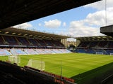 A general view of Turf Moor during the pre season friendly match between Burnley and Sunderland at Turf Moor on July 30, 2011