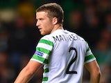 Celtic's Adam Matthews in action on September 19, 2012