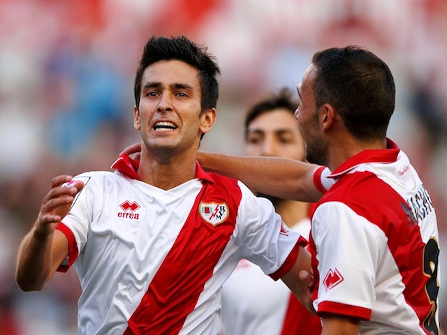 Result: Vallecano eliminate Valladolid late on