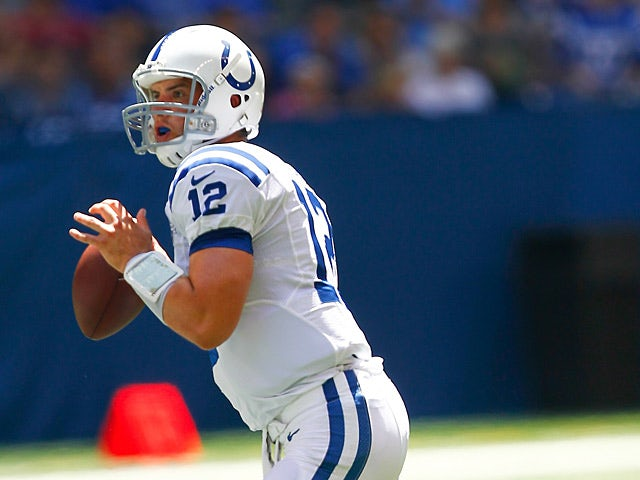 Result: Colts roar to victory over Texans
