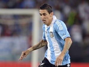 Di Maria: 'Argentina on right track'