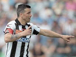 Udinese in front against Lazio