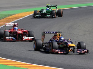 Live Commentary: Belgian Grand Prix - qualifying - as it happened