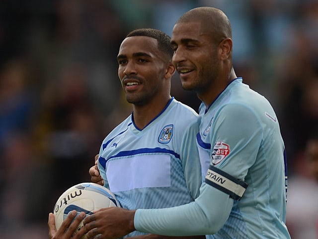 Result: Coventry, Preston play out eight-goal thriller