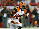 Giovani Bernard #25 of the Cincinnati Bengals against the Atlanta Falcons at Georgia Dome on August 8, 2013