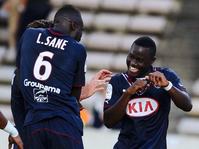 Result: Tel Aviv beat Bordeaux 2-1
