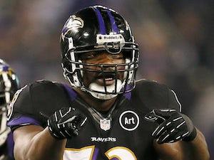 Ravens activate linebacker McClain