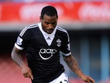 Jason Puncheon of Southampton runs with the ball during a friendly match between RC Celta de Vigo and Southampton at Balaidos stadium on August 3, 2013