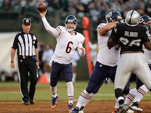 Late Cutler strike secures Bears comeback win
