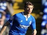 Birmingham's Jonathan Spector in action against Nottingham Forest on February 25, 2012