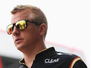 Raikkonen yet to be paid by Lotus