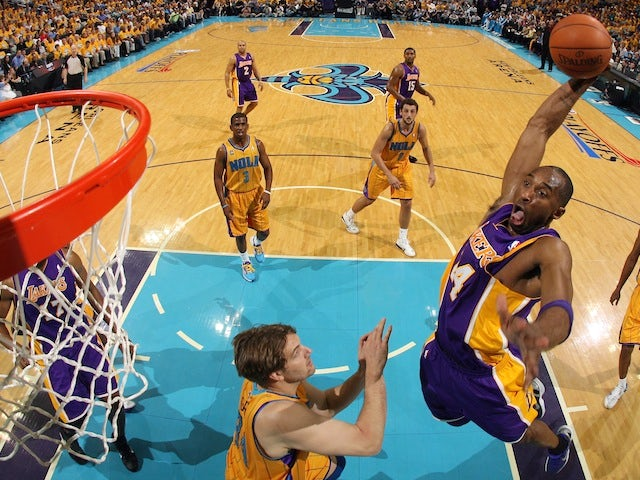 Bryant not worried by Lakers form