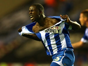 Wigan drawing with Zulte