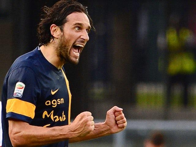 Result: Toni brace secures Verona win
