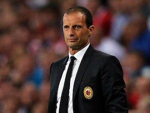 Team News: Gabriel in goal for Milan