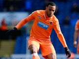 Blackpool player Matt Phillips in action during the npower Championship match between Blackburn Rovers and Blackpool at Ewood park on March 29, 2013