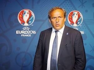 Platini slams Belgrade controversy