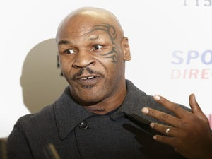 Tyson: 'I won't be alone with a woman'