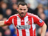 Sunderland's Phil Bardsley in action against Chelsea on April 7, 2013