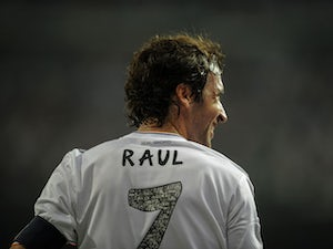 Report: Raul agrees terms with New York