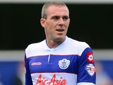 QPR centre back Richard Dunne in action against Ipswich on August 17, 2013