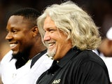 Saints offensive coordinator Rob Ryan stands on the sidelines during the game with Kansas City on August 9, 2013