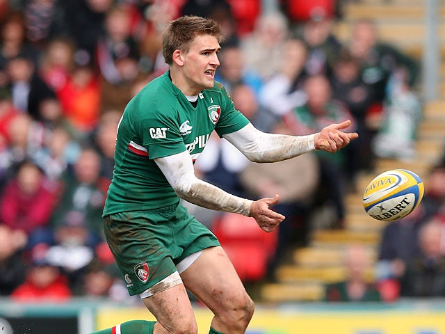 Result: Penalty tries give Leicester win