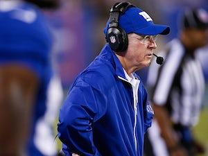 Tom Coughlin steps down as Giants coach