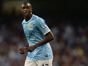 Toure: 'Man Utd really struggling'