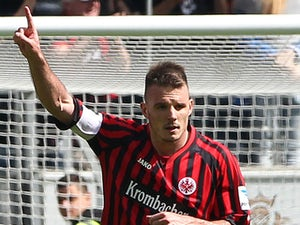 Late Frankfurt comeback stuns Stuttgart