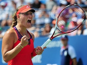 Result: Kerber powers past Radwanska