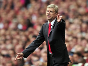 Wenger laments late goal