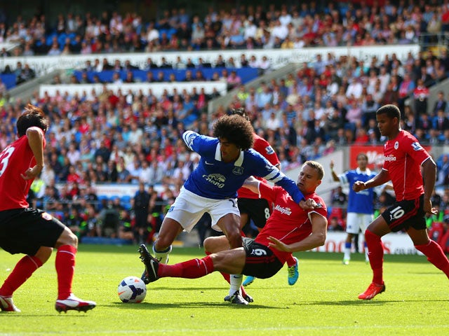 Result: Cardiff City, Everton play out draw
