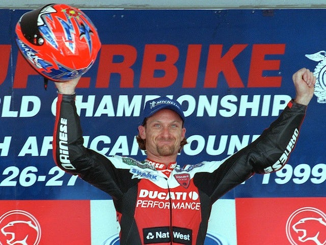 Video: Carl Fogarty answers your questions