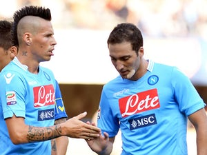 Inter confirm Hamsik interest