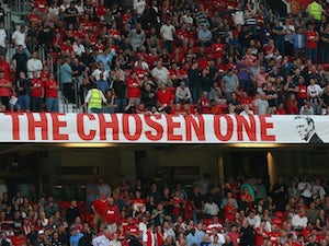 'Chosen One' banner removed