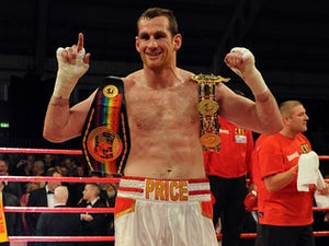 Result: David Price returns with easy win