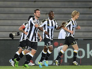 Udinese edge Parma for first win