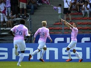 Evian TG surprise Lyon