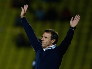 Zola 'was interviewed by Inter Milan'