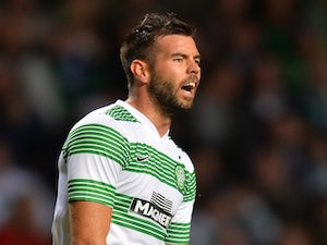 Crystal Palace sign Joe Ledley from Celtic