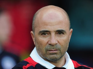 Sampaoli wary of Spain