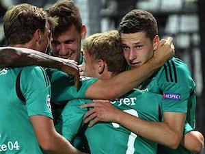 Schalke edge past Basel